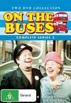 On the Buses: Season 3 * English Comedy * ITV *3 LIKE NEW REGION 4