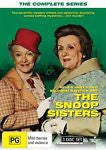 The Snoop Sisters -The Complete Series (DVD, 2011, 3-Disc Set) NEW REGION 4