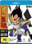 Dragon Ball Z : Level 1 : Part 2 (Blu-ray, 2012, 2-Disc Set) Brand New