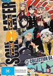 Soul Eater : Collection 4 (DVD, 2010, 2-Disc Set) Like New Region 4