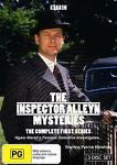 The Inspector Alleyn Mysteries : Series 1 (DVD, 2009, 3-Disc Set) NEW REGION 4