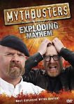 Mythbusters - Exploding Mayhem (DVD, 2011) BRAND NEW REGION 4