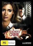 A Teacher's Crime (DVD, 2010) *Accent Films* *Erik Knudsen, Chris Mulkey & More*