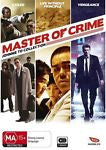 Master Of Crime - Johnnie To (DVD, 2013, 3-Disc Set)