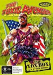 The Toxic Avenger - Tox Box (DVD, 2011, 4-Disc Set) BRAND NEW REGION 4
