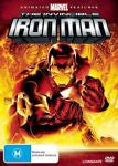 Animated Marvel Features The Invincible Iron Man + Extreas