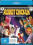 Robot Chicken - DC Comics Special (Blu-ray, 2013)