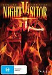 Night Visitor * * Richard Roundtree*  (DVD, 2013) NEW