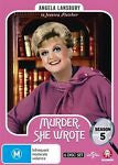 Murder, She Wrote : Season 5 (DVD, 2015, 6-Disc Set) LIKE NEW REGION 4