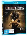 FOREVER STRONG BLU-RAY NEW..TRUE STORY RUGBY UNION REMEMBER THE TITANS