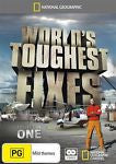 National Geographic - World's Toughest Fixes : Collection 1 (DVD, 2012 ) NEW