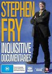 Stephen Fry - Inquisitive Documentaries Collection (DVD, 2013, 6-Disc Set)