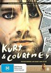 Kurt And Courtney * Nirvana *  (DVD, 2008) BRAND NEW REGION 4