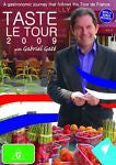 Taste Le Tour 2009 With Gabriel Gate (DVD, 2009)