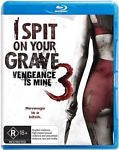 I Spit On Your Grave 3 - Vengeance Is Mine *Sarah Butler* (Blu-ray, 2015) NEW!