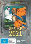Sealab 2021 : Season 1 (DVD, 2007, 2-Disc Set) *Adult Swim * Madman *