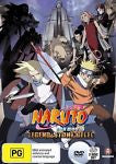 Naruto - The Movie - Legend of the Stone of Gelel (DVD, 2009) BRAND NEW