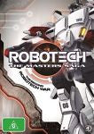 Robotech - The Masters Saga - DVD (4 Disc Set/Brand New/R4)