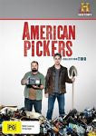 American Pickers : Season 2 **Guest: NASCAR Champion Ryan Newman** **Extras**