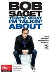 BOB SAGET: THAT'S WHAT I'M TALKING ABOUT (2013) NEW DVD