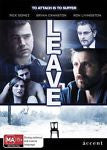 Leave (DVD, 2012) *Accent Films* *Rick Gomez, Bryan Cranston, Ron Livingston*