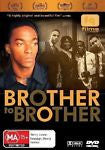 Brother To Brother (DVD, 2006) + Extras * Award Winning * Queer Cinema *