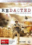 Redacted  * A Film By Brian De Palma * (DVD, 2009) BRAND NEW REGION 4