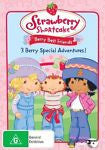Strawberry Shortcake - Berry Best Friends : Collection 1 (DVD, 2006, 3-Disc Set)