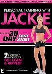 Personal Training With Jackie - 30 Day Fast Start (DVD, 2012) BRAND NEW