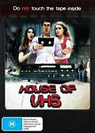 House Of VHS * Horror Flick * (DVD, 2016) BRAND NEW REGION 4