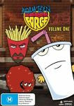 Aqua Teen Hunger Force : Vol 1 (DVD, 2007, 2-Disc Set) * Adult Swim *