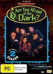 Are You Afraid Of The Dark : Season 2 (DVD, 2015, 2-Disc Set) LIKE NEW