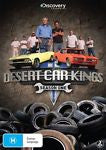 Desert Car Kings : Season 1 (DVD, 2012, 3-Disc Set)