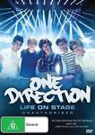 One Direction - Life On Stage - Unauthorised Biography (DVD, 2014)
