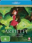 Arrietty (Blu-ray, 2012) LIKE NEW REGION B