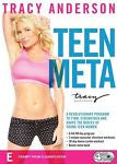 Tracy Anderson - Teen Meta (DVD, 2014, 4-Disc Set) LIKE NEW