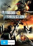 ANDROID INSURRECTION (2012) NEW DVD
