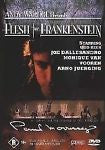 FLESH FOR FRANKENSTEIN..UDO KIER DVD BRAND NEW REGION 4