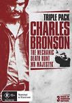 Charles Bronson - Triple Pack : The Mechanic / Death Hunt / Mr. Majestyk