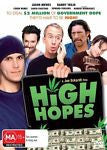 High Hopes * Jason Newes *  (DVD, 2011) BRAND NEW REGION 4