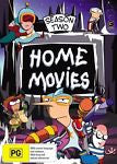 Home Movies : Season 2 (DVD, 2009, 3-Disc Set) *Extras*