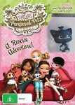 Bratz - Pampered Petz (DVD, 2009)