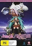 .Hack//Quantum- Ova Collection (DVD, 2012) + Extra Features