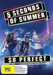 5 Seconds Of Summer - So Perfect (DVD, 2014)