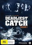 Deadliest Catch : Season 7 (DVD, 2011, 5-Disc Set) Like New Region 4