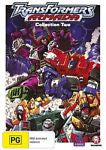 Transformers Armada : Collection 2 (DVD, 2014, 4-Disc Set) LIKE NEW
