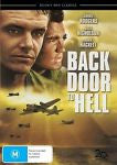 "Back Door To Hell (DVD, 2011) Bounty Classics ""Jack Nicholson, Jimmie Rogers"""