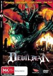 Devilman * Japanese with English Subtitles *  (DVD, 2007)  BRAND NEW REGION 4