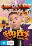 Gabriel Iglesias - Stand Up Revolution 2 (DVD, 2013) Like New