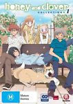 Honey And Clover : Collection 1 (DVD, 2011, 2-Disc Set)